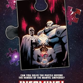 HOXPOX Comes to Marvel Comics for Incoming for Boxing Day