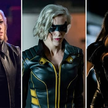 Arrow Spinoff: Katherine McNamara Signals Green Arrow and the Canaries Day #1 Filming [VIDEO]