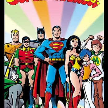 DC To Collect E. Nelson Bridwell and Ramona Fradons Super Friends Comic In Hardcover