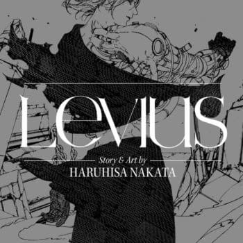 """""""Levius"""" is a Lavish, Gorgeous and Violent Steampunk MMA Manga [Review]"""