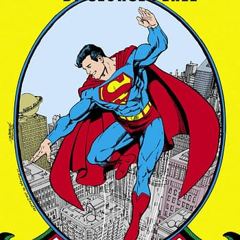 DC Comics Collects George Perezs Adventures Of Superman in Hardcover