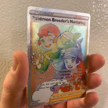 A Holographic History of the Pokémon TCG: Rainbow Rare Trainers