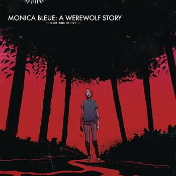 Steve Niles Creates Monica Bleue: A Werewolf Story for John Carpenter in Storm King December 2019 Solicits