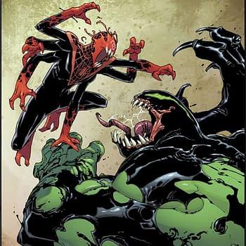 Marvel Declassifies Miles Morales NYCC Variant Reveals Quesada Variant for Daredevil #12