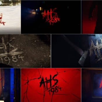 American Horror Story: 1984 just landed on Netflix (Images: FX Networks)