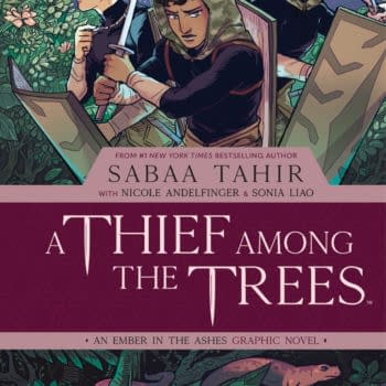 BOOM! Announces Prequel OGN for Sabaa Tahir's an Ember in the Ashes