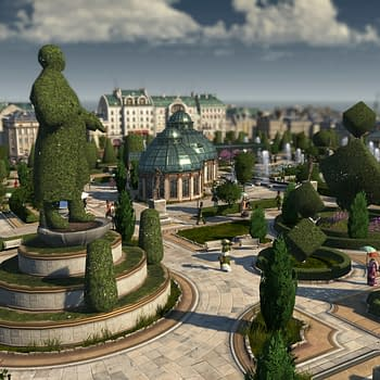 "Ubisoft Adds The Botanical Garden DLC To ""Anno 1800"""