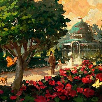 Ubisoft Adds The Botanical Garden DLC To Anno 1800