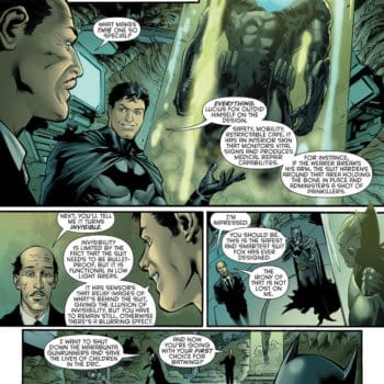 Lucius Fox to Play a Big Role Next Year in Batman Comic – Is Luke Fox Being Teased?