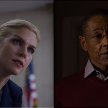 Better Call Saul: Rhea Seehorn Giancarlo Esposito Confirm Season 5 Filming Wraps