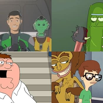 Rick and Morty Archer Star Wars: Resistance &#038 More: Animated &#038 Overrated [OPINION]