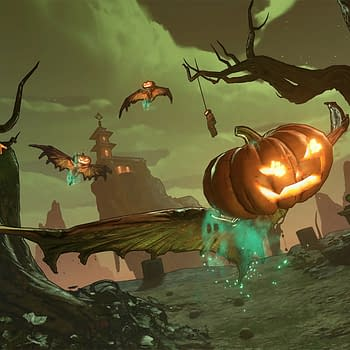 Borderlands 3 Reveals More Details On Their Halloween Event