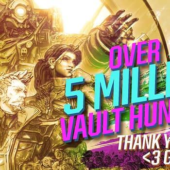 2K Games Boasts Impressive Sales For Borderlands 3