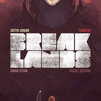 Preview Breaklands the ComiXology Original from Justin Jordan and Tyasseta Launching this Week