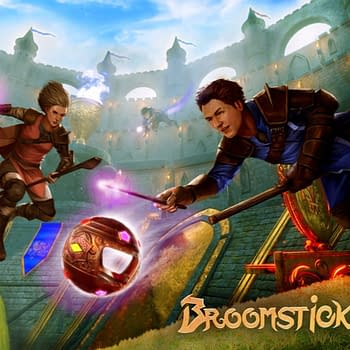 Broomstick League Will Debut At TwitchCon 2019
