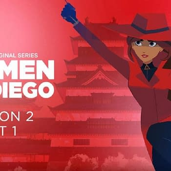 Carmen Sandiego Season 2: A New Games Afoot for Carmen &#038 Her Crew in October