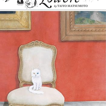 Cats of the Louvre is Taiyo Matsumotos Fairy Tale About Grief and The Power of Art [Review]