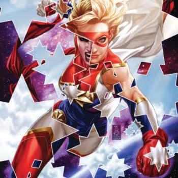 Captain Marvel #10 [Preview]
