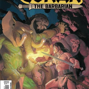Conan Learns the Ways of Death in the Marvel Universe in Conan the Barbarian #9 [Preview]