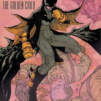 DC Comics Confirms Frank Miller and Rafael Grampas Dark Knight: The Golden Child for December