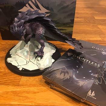 The Dauntless Collectors Edition is Absolutely Stunning