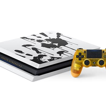 Limited Edition Death Stranding PS4 Pro Announced
