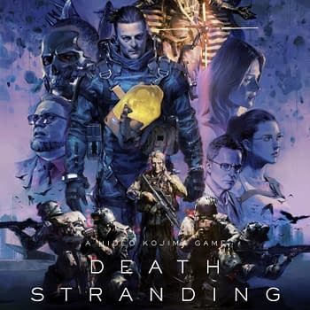 Death Stranding Shows Off Gameplay At Tokyo Game Show 2019