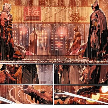 Hush Returns to Batman with Tom King John Romita Jr and Klaus Janson