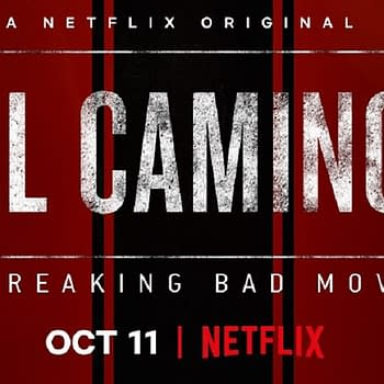 El Camino: A Breaking Bad Movie Official Poster: With His Future Uncertain Jesse Reflects Back [PREVIEW]