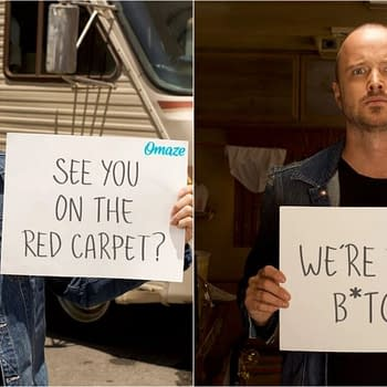 El Camino: A Breaking Bad Movie &#8211 Wanna Hang Out with Aaron Paul Vince Gilligan &#038 Do Some Good