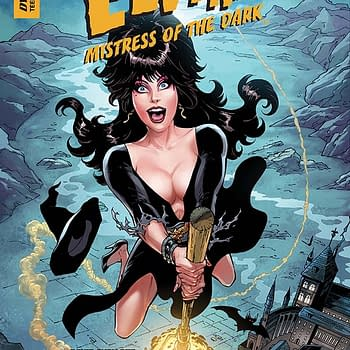 David Avallones Writers Commentary on Elvira: Mistress Of The Dark #9 &#8211 The Cover Comes First