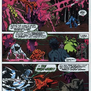 Lets All Read Excalibur #31 in the Light Of HOXPOX
