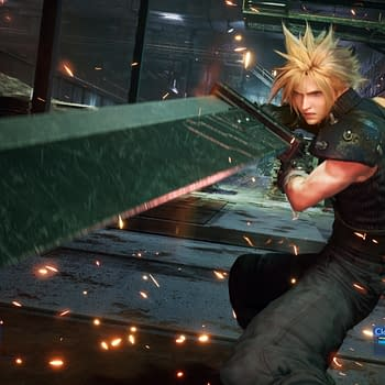 Cloud Strife Gets His Own Final Fantasy VII Remake Trailer