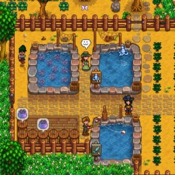 """We're Getting Fish Ponds In The Next """"Stardew Valley"""" Update"""