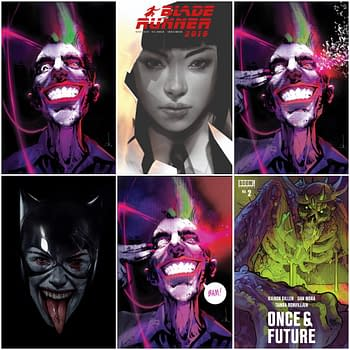 Forbidden Planet and Jetpack Comics Exclusives From Jock Ben Oliver and David Lafuente