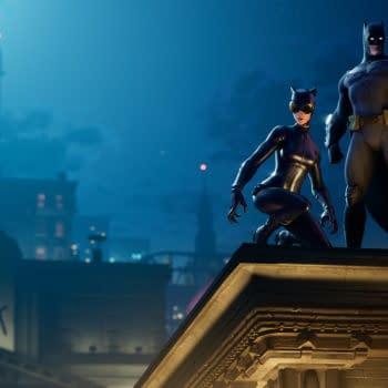 "Epic Games Turns ""Fortnite"" Island Into Gotham For Batman Event"