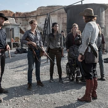 Fear the Walking Dead: Scott M. Gimple Talks Season 6 Ginnys Group/CRM Expanding TWD Universe &#038 More