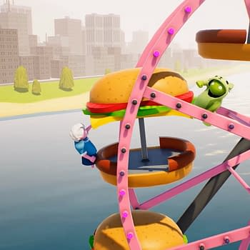 [REVIEW] Gang Beasts is Zany Party Madness