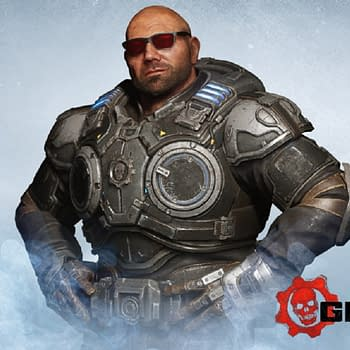 Dave Bautista Comes To Gears 5 As A Multiplayer Character