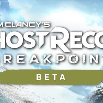 """""""Ghost Recon Breakpoint"""" Will Be Holding An Open Beta"""