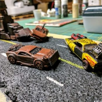 """""""Gaslands: Refueled"""" to be Released Soon!"""