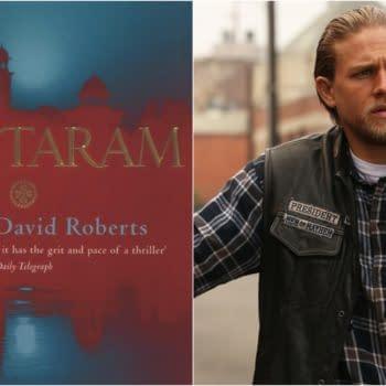"""Shantaram"": ""Sons of Anarchy"" Star Charlie Hunnam Set for Apple Series Adapt"