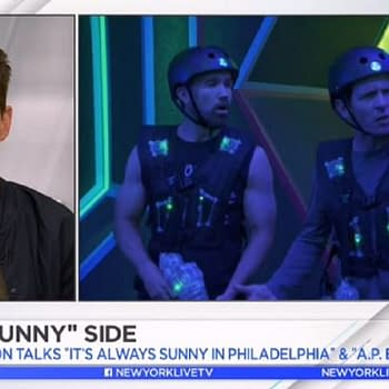 Its Always Sunny in Philadelphia: Glenn Howerton Talks Season 14 A.P. Bio Return Emmys &#038 More [VIDEO]