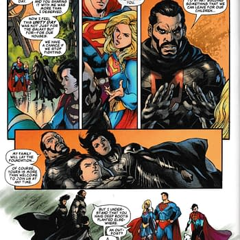 Peace In Our Time Superman and General Zod Talk Reparations in Superman #15 (Spoilers)