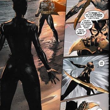 Batarang Therapy &#8211 Spoilers For Batman #77 and Event Leviathan #4