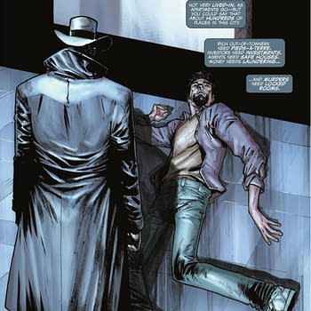 First Preview of Marvels Incoming &#8211 The Masked Raider Returns and We Get to See the Murdered Body&#8230
