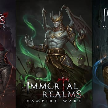 We Checked Out Immortal Realms: Vampire Realms At PAX West 2019