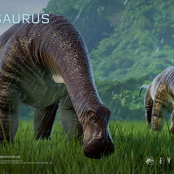 """Jurassic World Evolution"" Receives The Herbivore Dinosaur Pack"