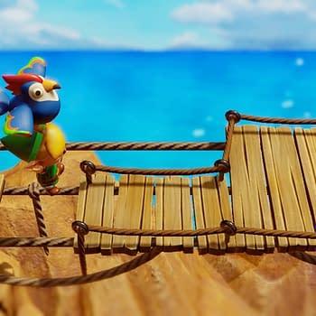 """Nintendo Shows Off More Of """"The Legend Of Zelda: Link's Awakening"""""""