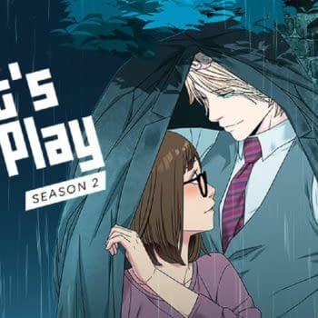 """Let's Play"" : WEBTOON Debuts Anime Adaptation of Their Popular Webcomic Serial"